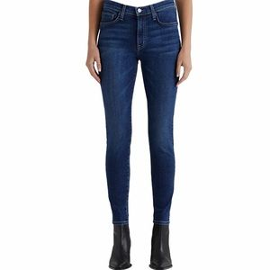 7 For All Mankind The Skinny High Rise Jeans